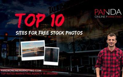 10 Sites for Free Stock Photos