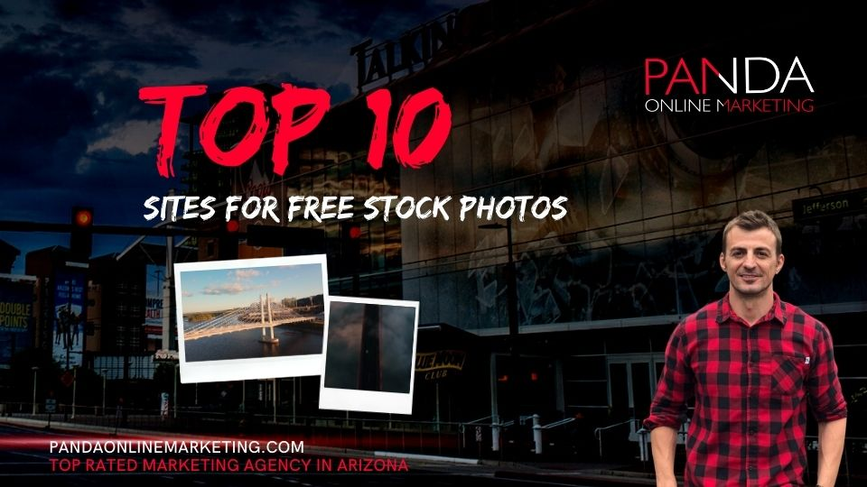 10 Sites for Free Stock Photos