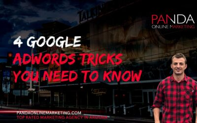 4 Google AdWords Tricks You Need to Know
