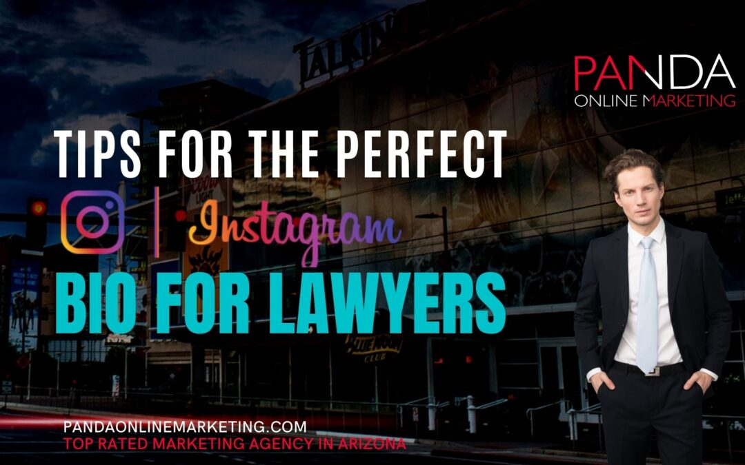 Tips For The Perfect Instagram Bio For Lawyers